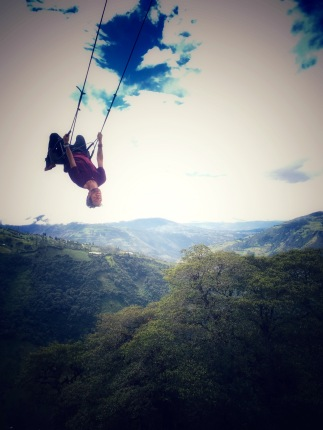 'The Swing at the end of the world'