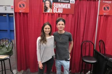 Montreal Comic Con - Summer Glau